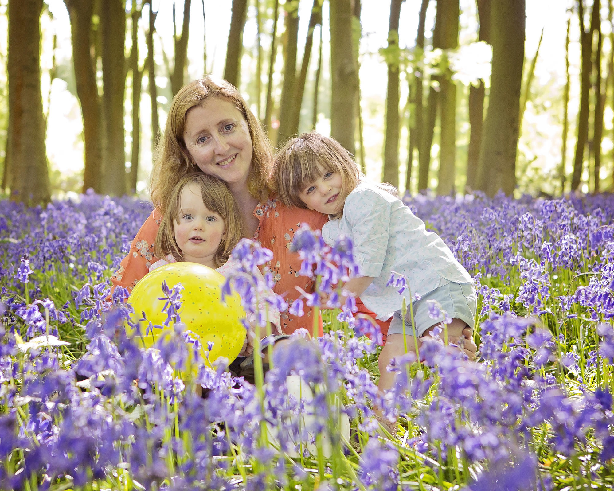 children photos Hampshire