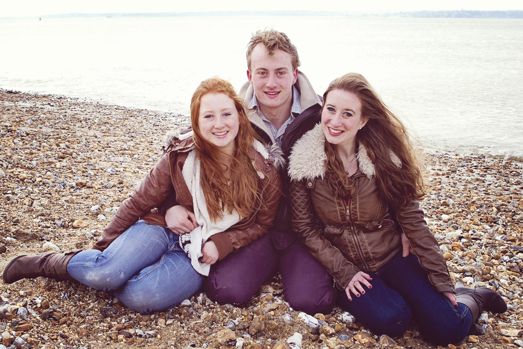 family photos winchester