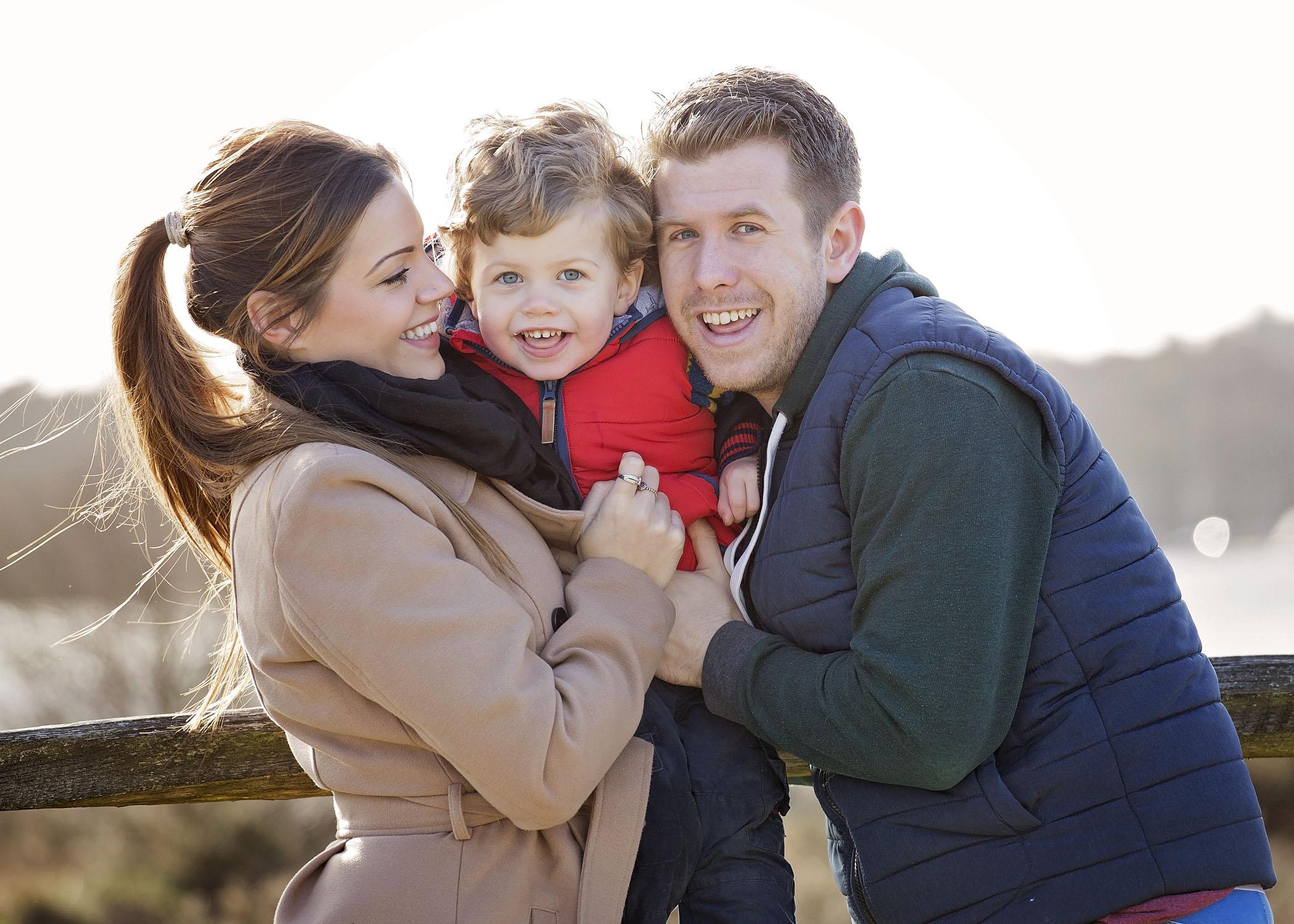 family photos hampshire
