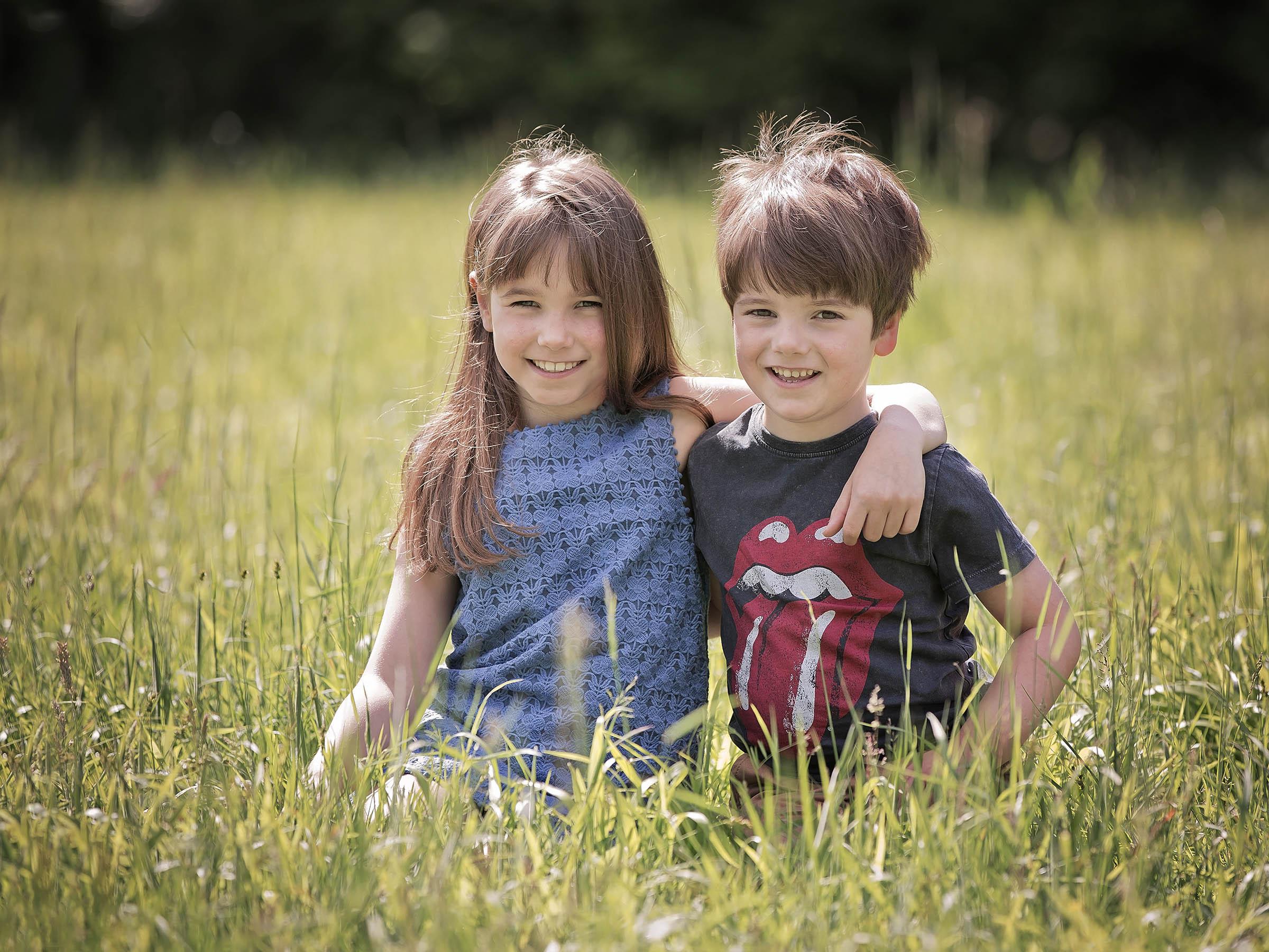 Children's photographer Hampshire