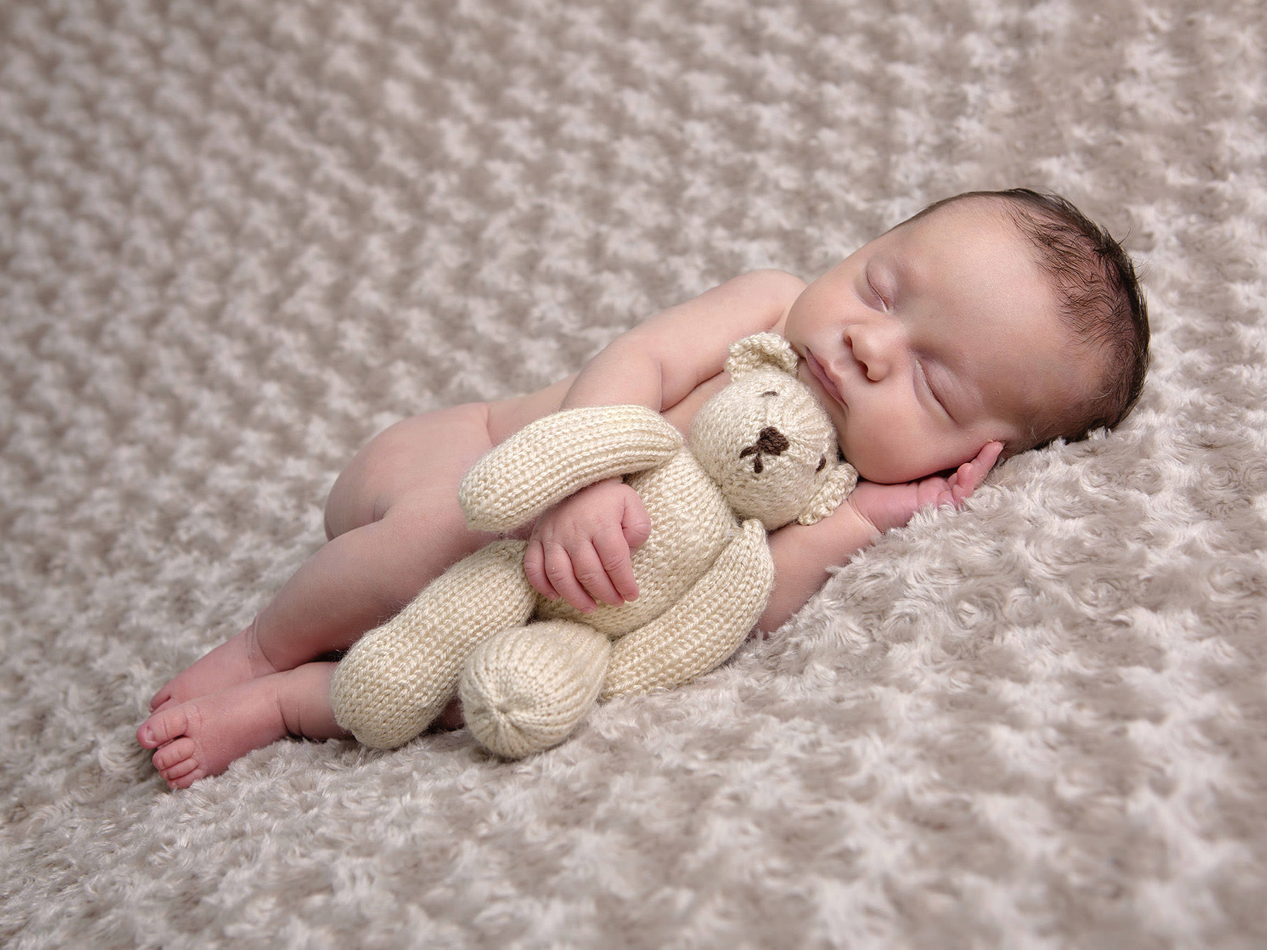 Newborn photographer Winchester