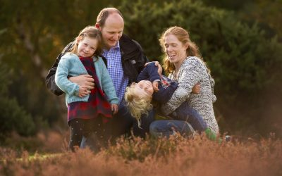 A New Forest photo session – family photographer Winchester